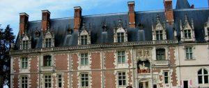 Chateau de Blois. Ala Luis XII