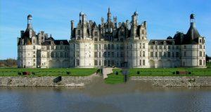 Chateau de Chambord. Valle del Loira. Francia.