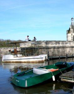 Loira. Palacio Nacional de Chambord.