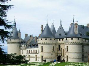 Chateau de Chaumont-sur-Loire. Valle del Loira. Francia