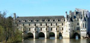 Chateau de Chenonceau. Valle del Loira. Francia.