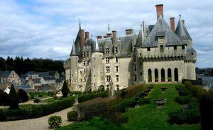 Chateau de Langeais. Valle del Loira. Francia.