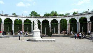 Versalles. La Columnata.