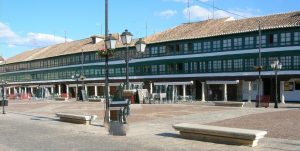 Almagro. Castilla La Mancha. España.