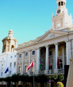 Cádiz. Ayuntamiento.