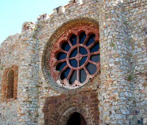 Castillo de Calatrava. Convento.