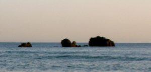 Conil de la Frontera. Rocas Playa Fuente del Gallo.