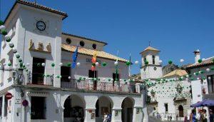 Pueblos Blancos. Cádiz. Andalucía. España.