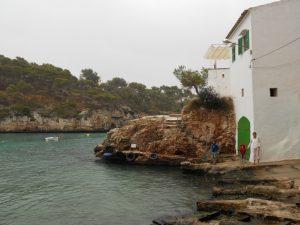 Mallorca. Cala Santanyí.