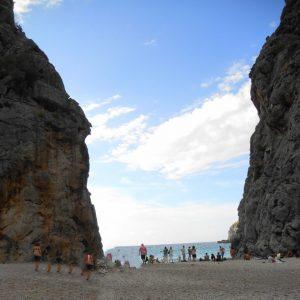 Mallorca. Sa Calobra