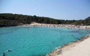 Cala Mondragó. Mallorca. Baleares. España