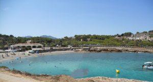 Mallorca. Cala Murada