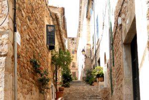 Fornalutx. Mallorca. Baleares. España.