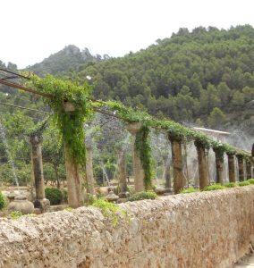 Mallorca. Jardines de Alfabia