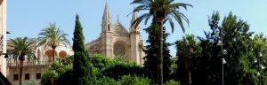 Mallorca. Palma. Plaza de la Reina