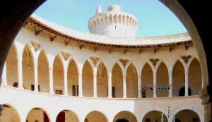Mallorca. Palma. Castillo de Bellver