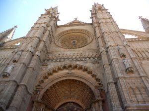 Mallorca. Palma. Catedral.