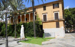 Mallorca. Palma. Palacio Sollerich.