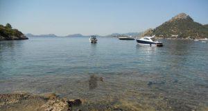 Mallorca. Playa Formentor.