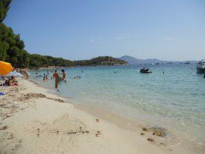 Mallorca. Playa Formentor
