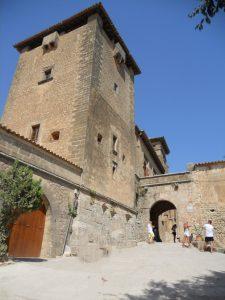 Mallorca. Valldemossa. Palacio del Rey Sancho.