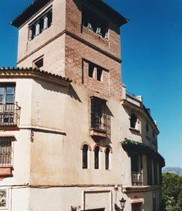 Ronda. Casa del Rey Moro.