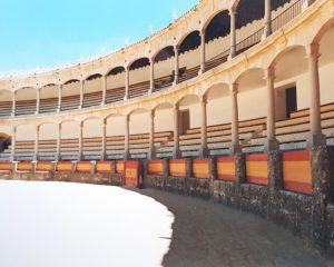 Ronda. Plaza de Toros.