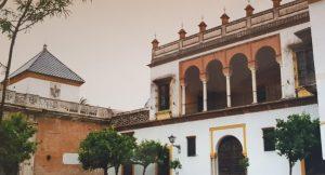Sevilla. Maestranza.