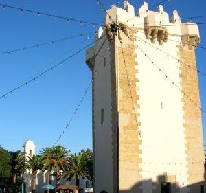 Conil de la Frontera. Torre de Guzmán.