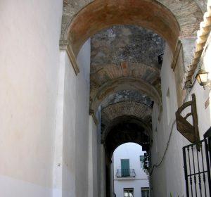 Vejer de la Frontera. Arco de las Monjas.