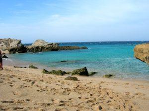 Zahara de los Atunes. Playa de Atlanterra.