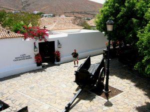 Fuerteventura. Betancuria.