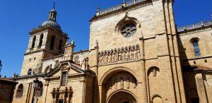 Ciudad Rodrigo. Catedral