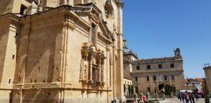 Ciudad Rodrigo. Catedral y Capilla de Cerralbo