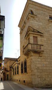 Ciudad Rodrigo. Palacio de los Condes de Alba de Yeltes.