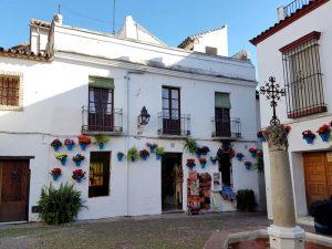 Córdoba. Placita Calleja de las Flores.
