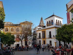 Córdoba. Plaza Blanco Belmonte