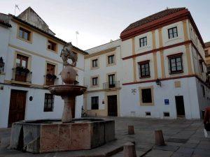 Córdoba. Plazuela del Potro