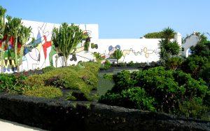 Lanzarote. Casa Museo César Manrique