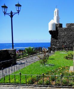 Garachico, Fortaleza de San Miguel.