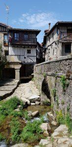 La Alberca. La Puente