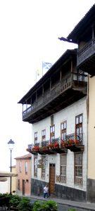 La Orotava. Casa de los Balcones