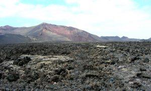 Parque Nacional de Timanfaya.