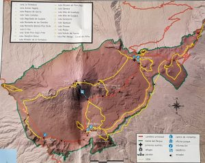 Parque Natural del Teide.