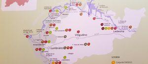 Plano de los Arribes del Duero (Salamanca)