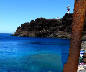 Tenerife. Punta de Teno.