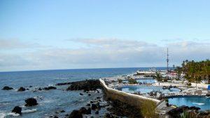 Puerto de la Cruz. Complejo Costa Martianez