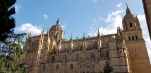 Salamanca. Catedral Nueva.