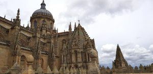 Salamanca. Catedral. Ieronimus