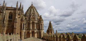 Salamanca. Catedral. Torre del Gallo